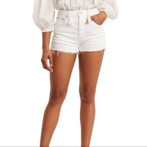Levi's 501 In The Clouds Shorts